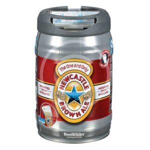 newcastle keg